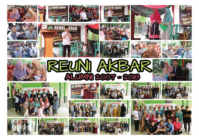 Design Foto Gallery Reuni Akbar Alumni SMK Yasmida Ambarawa