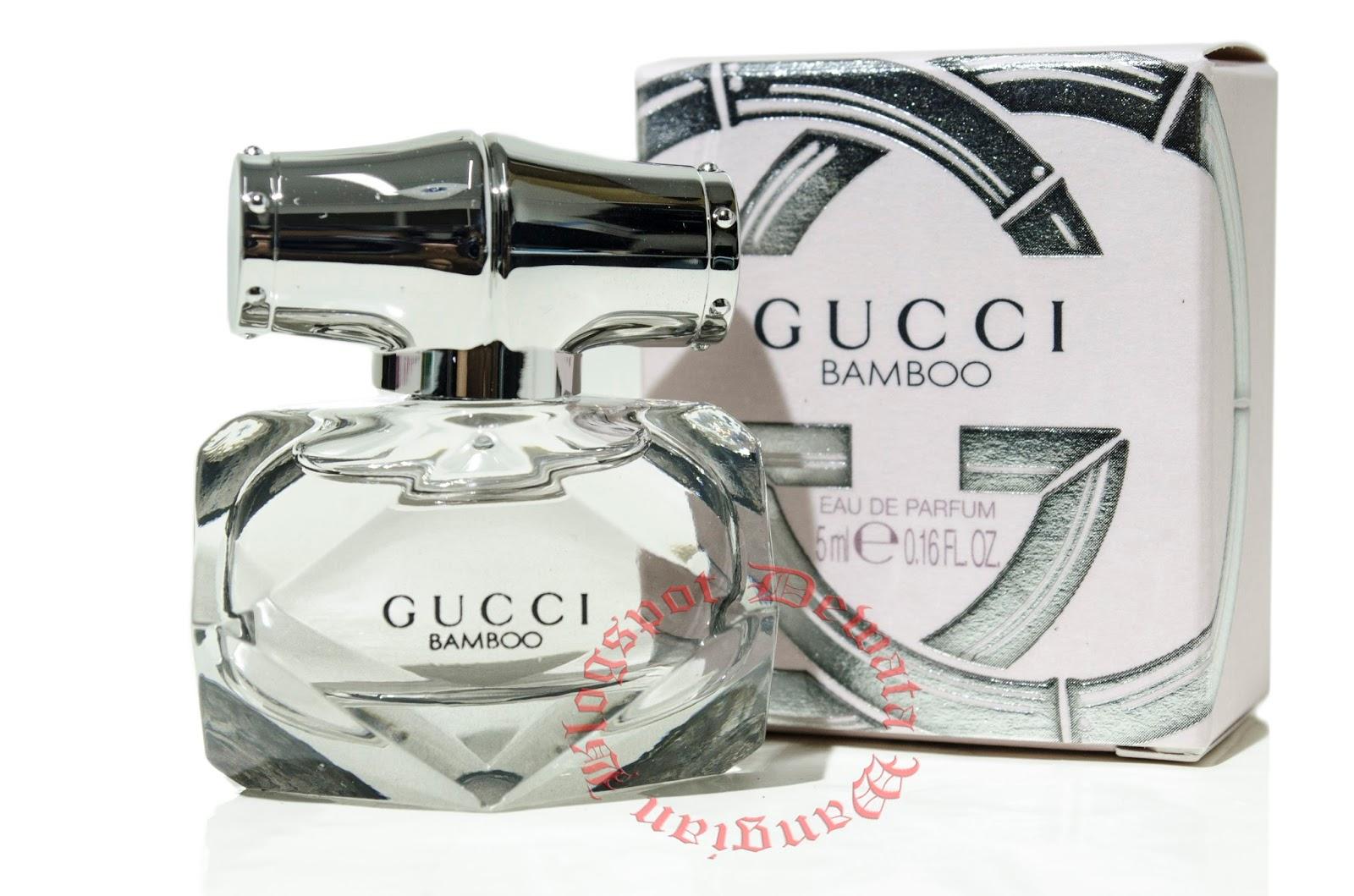 Wangianperfume Cosmetic Original Terbaik Gucci Bamboo Miniature