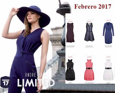 catalogo andre badi limited febrero 2017