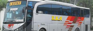 Nih Dia Deretan Bus dengan Julukan Raja Jalanan di Jawa