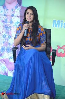 Actress Niharika Konidela Pictures at Mega Fans Meet  0014