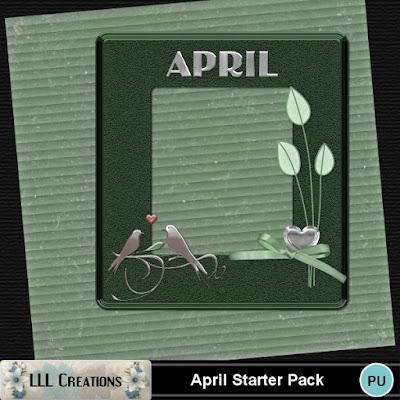 April FREEBIE!