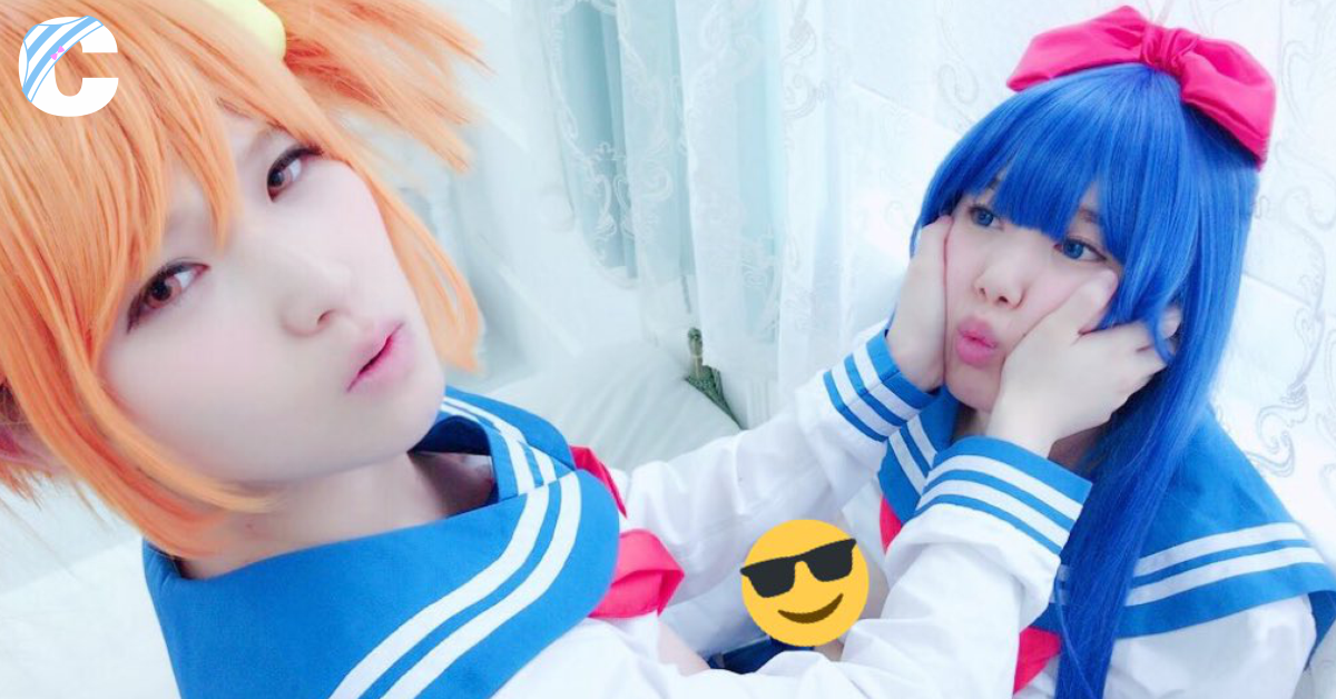 Pop Team Epic gana la película porno cosplay