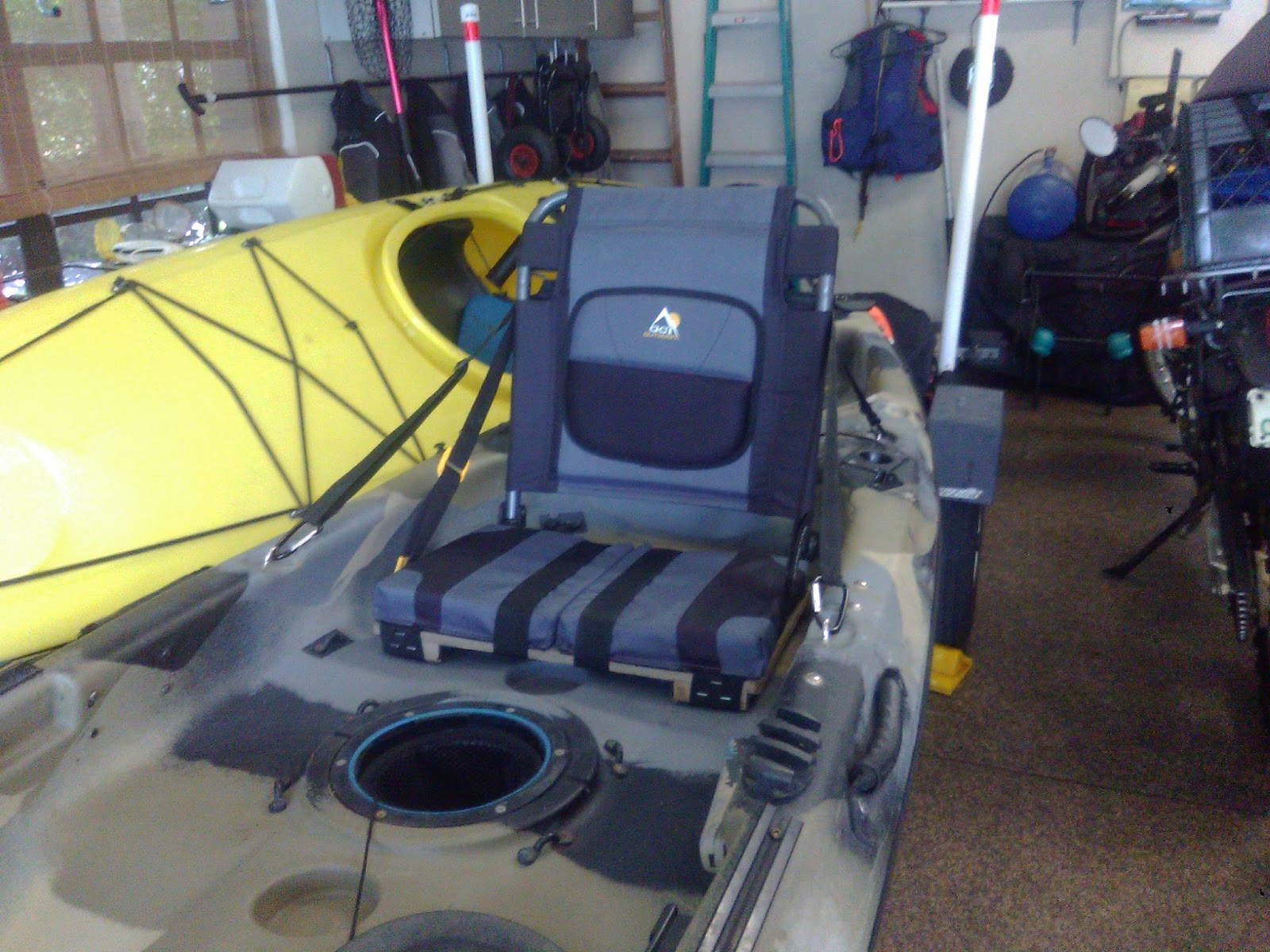 Trails And Waterways Eagle Talon 120 Kayak Review