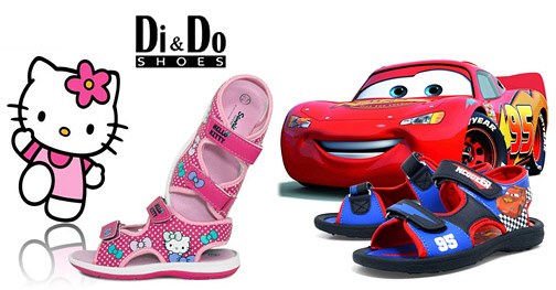 Di&Do Shoes, παιδικά παπούτσια