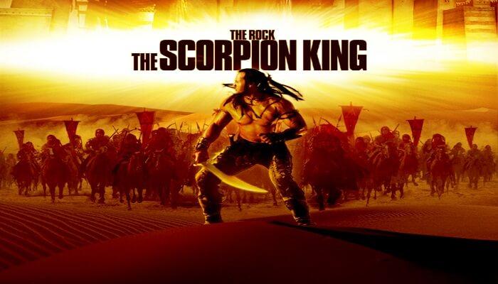 Yabancı Filmler İzle - Akrep Kral - Kurgu Gücü