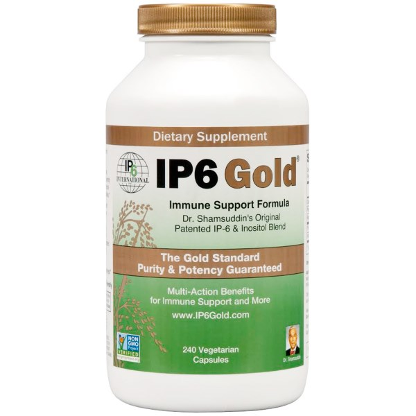 The Best Cancer Fighting Supplements: IP6