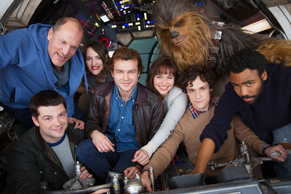 Han Solo   Alden Ehrenreich como 'Han Solo' nas novas imagens do spin-off de Star Wars