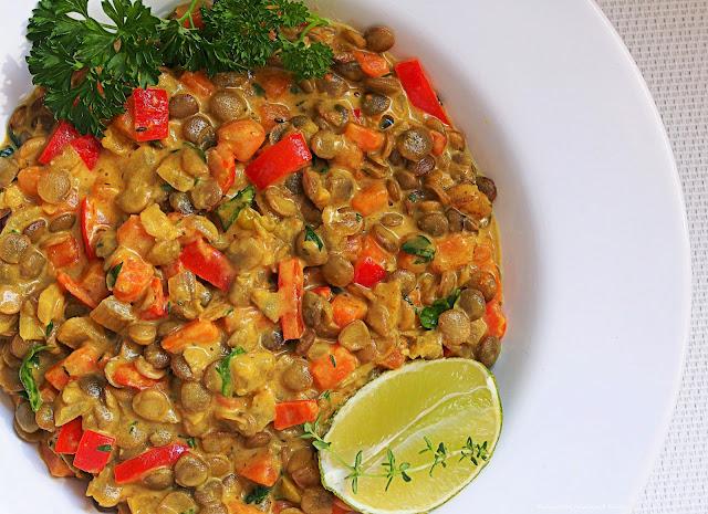curry z limonką