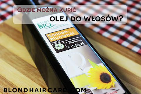Gdzie można kupić olej do włosów? - czytaj dalej »