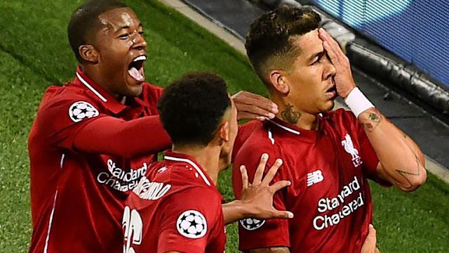 Roberto Firmino Liverpool FC