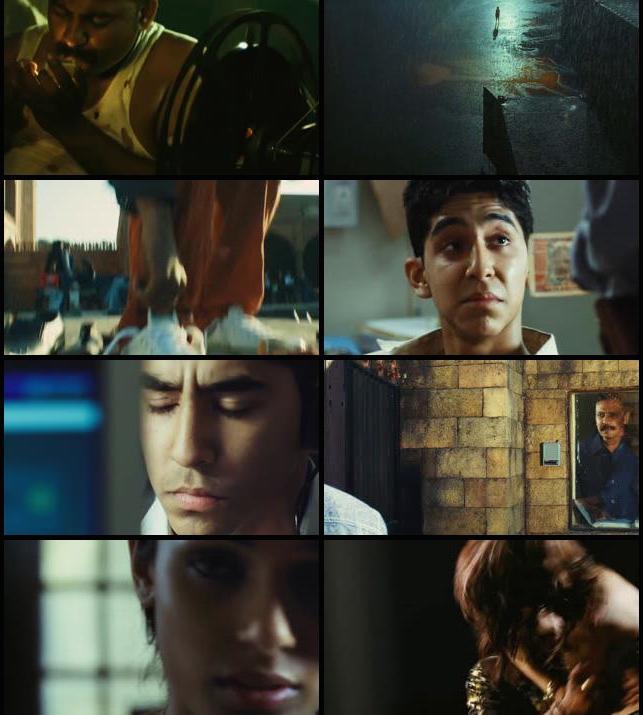 Slumdog Millionaire 2008 Dual Audio Hindi 720p BluRay