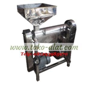 Mesin Pengupas Kulit Tanduk Kopi Kering - Mesin Huller Kopi Stainless Steel