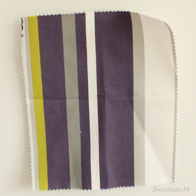 Robert Allen - Kukula Fabric in Iris colourway