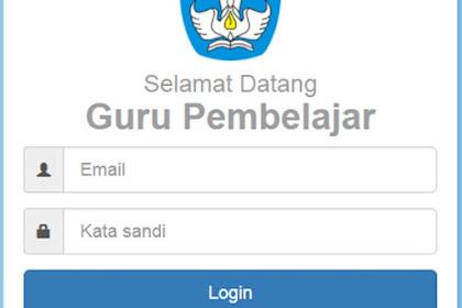 Prosedur Cek Info GTK melalui Aplikasi SIMPKB