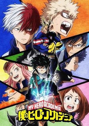 Boku no Hero Academia 2nd Season 25/25  [HDL] 150MB [Sub.Español] (MEGA)