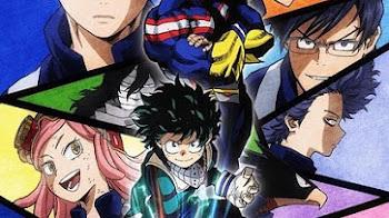 Boku no Hero Academia 2nd Season 24/??  [HDL] 150MB [Sub.Español] (MEGA)