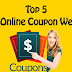 India's Top 5 Free Online Coupon Website With Best Discount