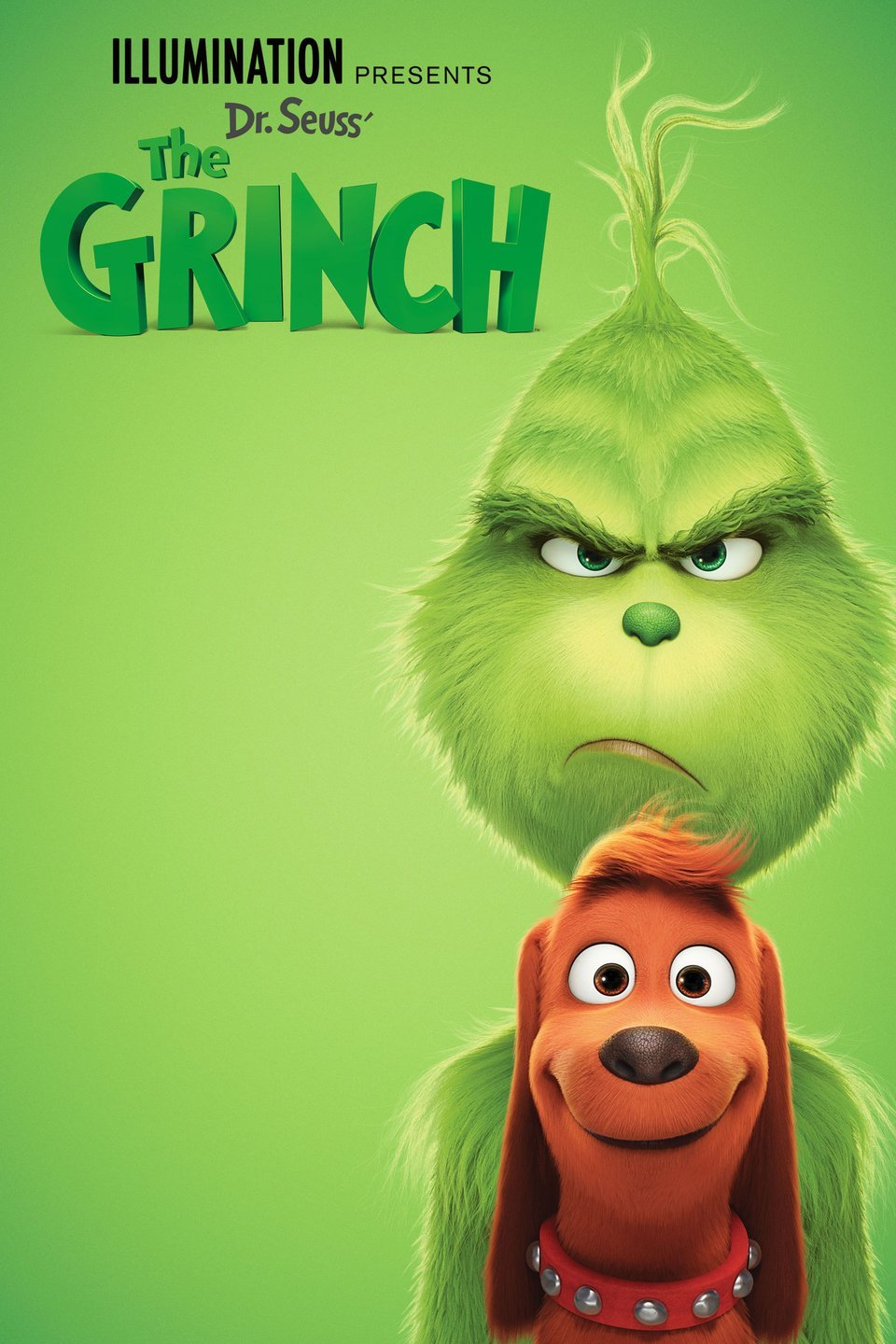 The Grinch (2018) English 720p HDRip x264 800MB ESubs