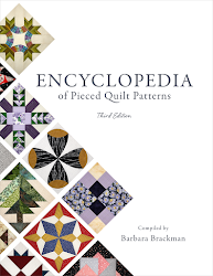 NEW EDITION ENCYCLOPEDIA PIECED QUILT PATTERNS