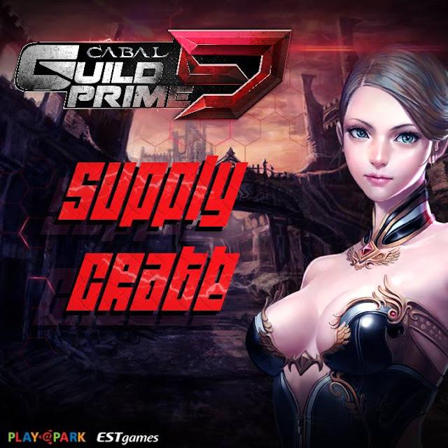 GP9 Supply Drop