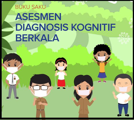 gambar Buku Saku Asesmen Diagnosis Kognitif Berkala