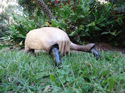 Hedy Lamarr headcrab cosplay Half Life 2