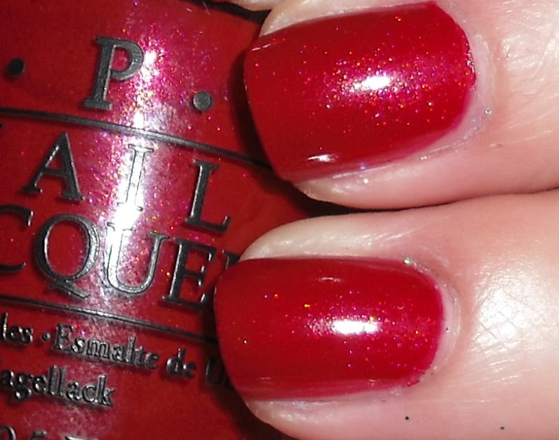Opi Color To Diner For Imperfectly Pai...