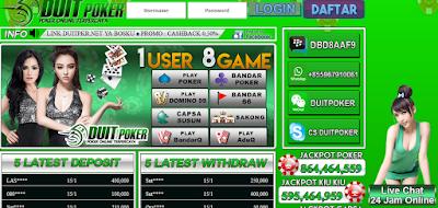 Situs Dominoqq Terpercaya Agen Resmi Judi Poker Dan Dominoqq