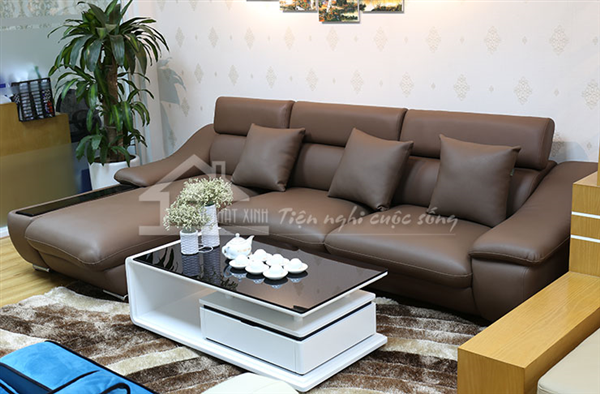 Ghế sofa đẹp tân điểm cho phòng khách