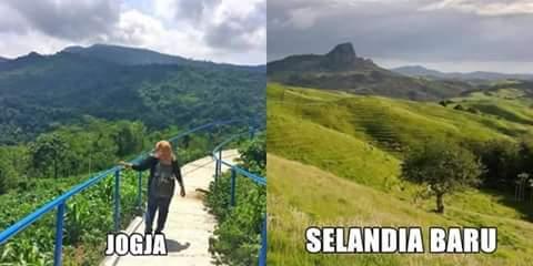 Liburan Lokal Rasa Luar Negeri, 14 Destinasi Wisata Luar Biasa Ini Ada di Indonesia Lho…