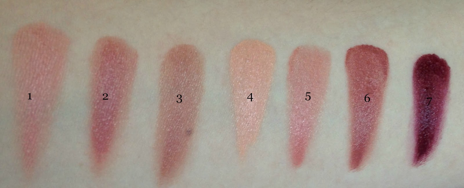 Nude Lips 28 Color Lipstick Palette by BH Cosmetics #4