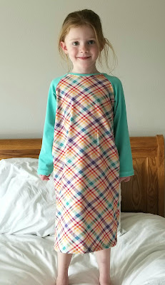 Free Nightgown Pattern GYCT