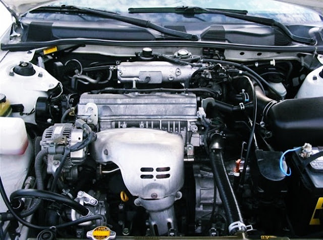 1999 Toyota Camry LE Specs Engine