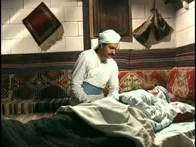 anne, hasta, evlat, vefa, hasta bakıcı, köy evi, hasta yatağı