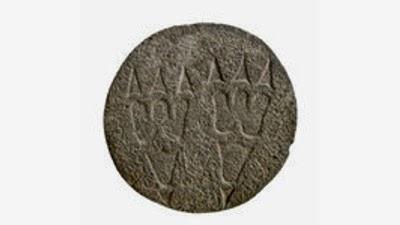 misteri olmec, disk basalt olmec