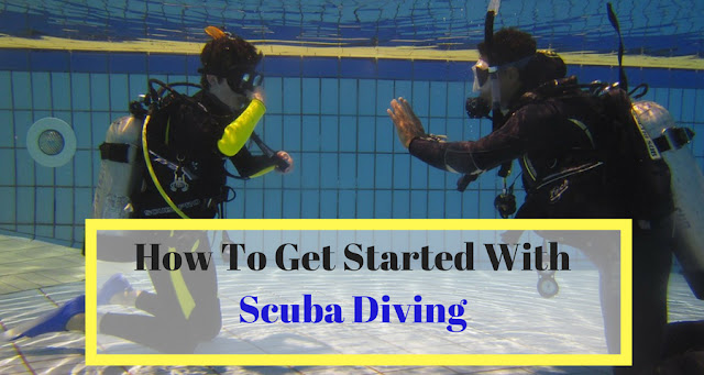 Introduction To Scuba Diving Class