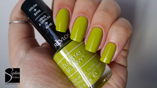 revlon gel envy - in the money