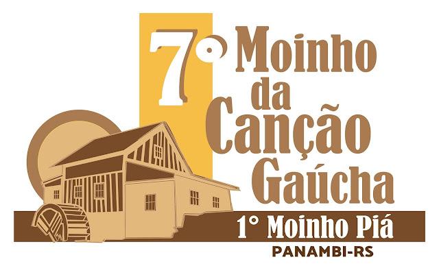 Foram conhecidas as classificadas do 7º Moinho da Canção Gaúcha