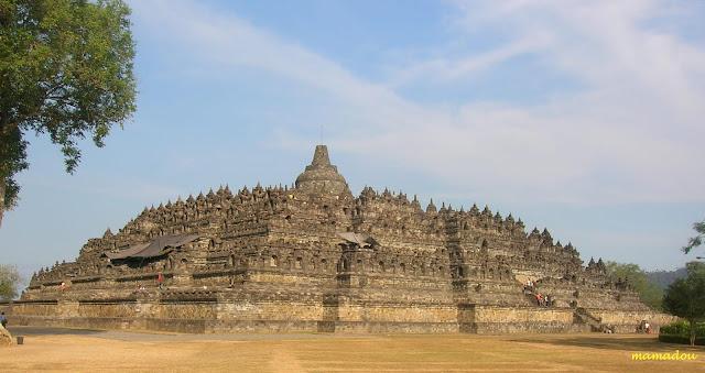 Tempat Wisata Candi Borobudur