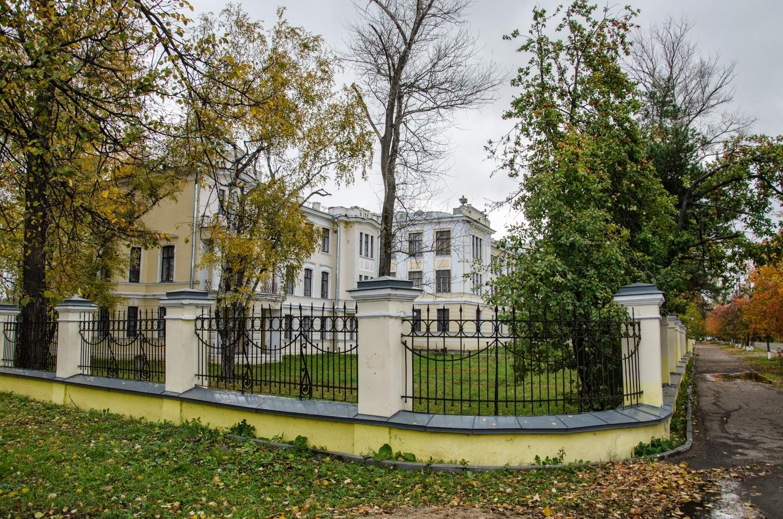 Гимназия Кекина. Ростов Великий