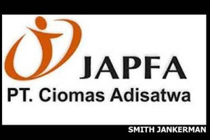 Lowongan Kerja Pekanbaru : PT. Ciomas Adisatwa (JAPFA GROUP) November 2017