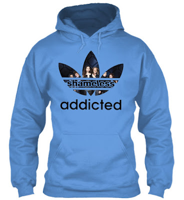Shameless Addicted Hoodie