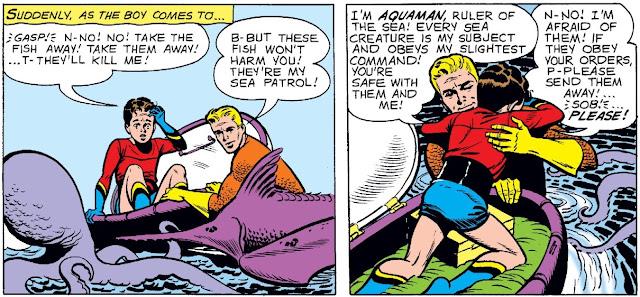 Review Aquaman A Celebration of 75 Years Adventure Comics #269 Robert Bernstein Ramona Fradon DC Comics hardcover hc comic book