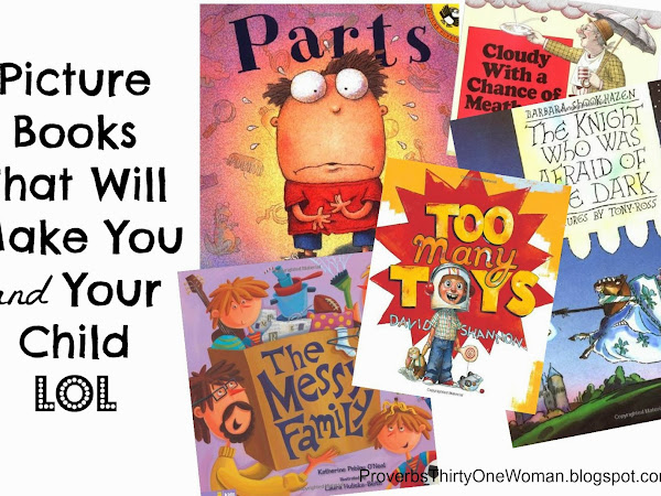 5 Picture Books That Will Make You - and Your Child - LOL