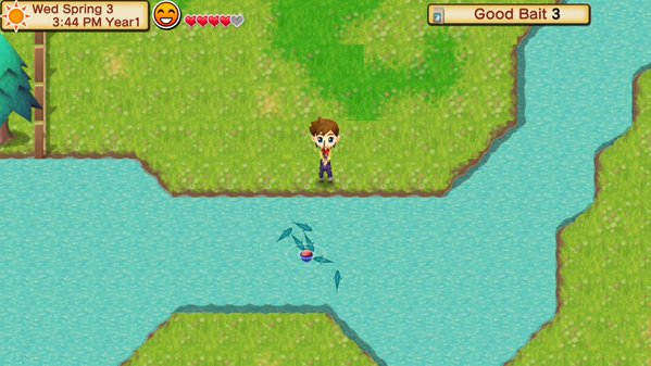 Harvest Moon on iPhone