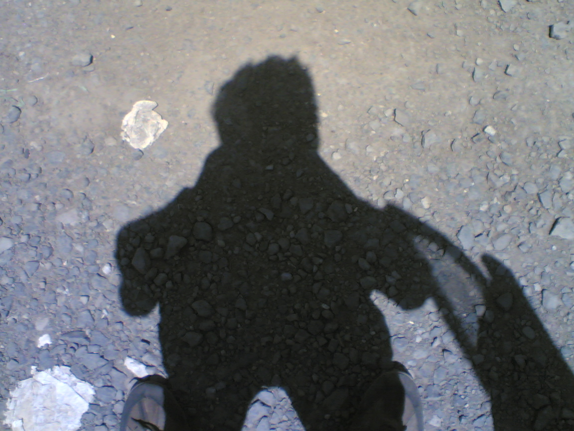 Shadow of a Person | Harecord (G2OM)