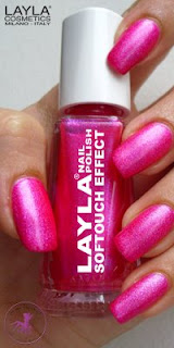 SMALTO LAYLA SOFTOUCH EFFECT 04 - NEON PINK