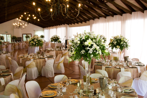 Timeless Ivory Gold Wedding With Scottish Traditions In: If The Ring Fits: VINTAGE INSPIRED WEDDING