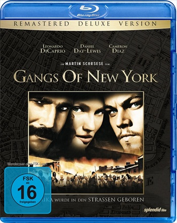 Free Download Gangs Of New York Remastered 2002 Dual Audio Hindi  BluRay  300MB